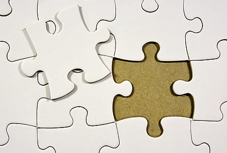 puzzle last part joining together